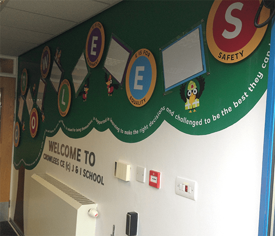 Sign Manufacturer Yorkshire Visual Impact Projects
