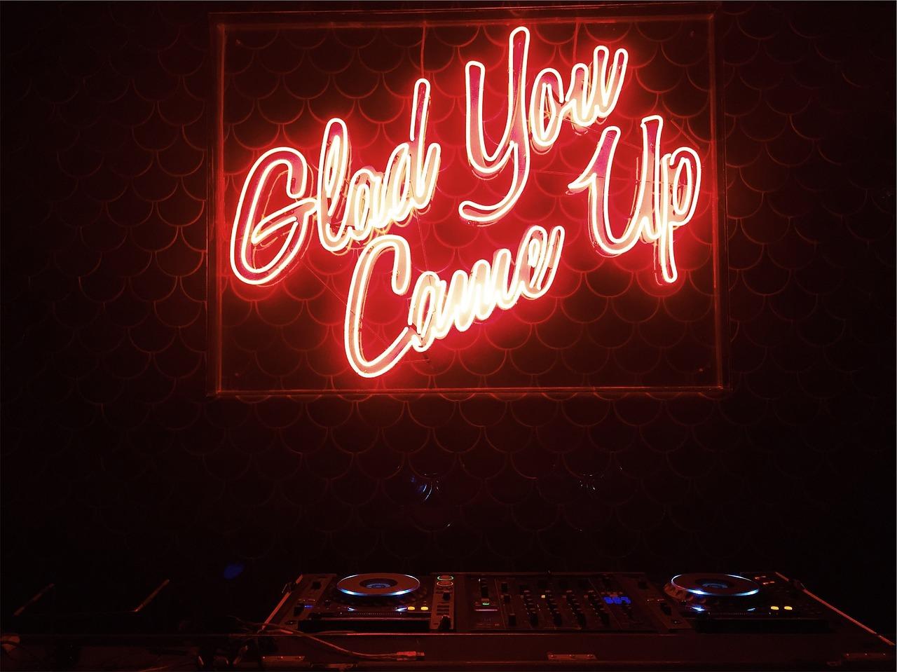 Nightclub Sign